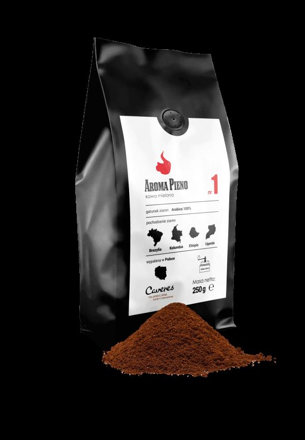 Kawa Aroma Pieno 250g