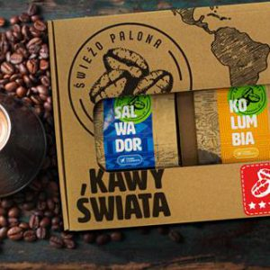 zestaw kaw
